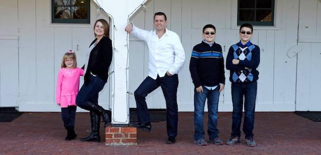 Pastor Derrick Hurst and Family